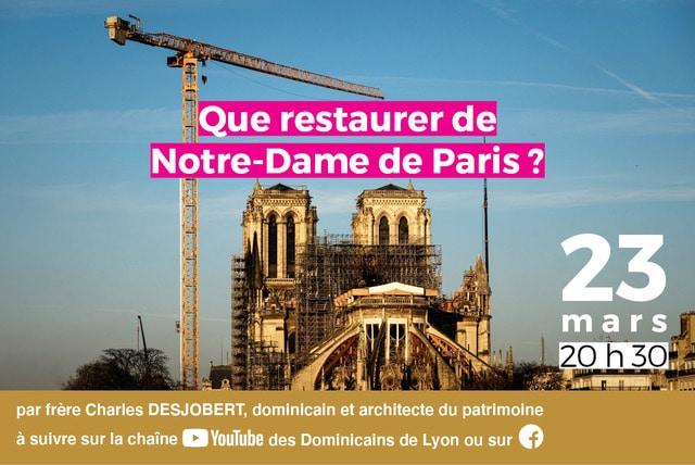 Conference ND de Paris