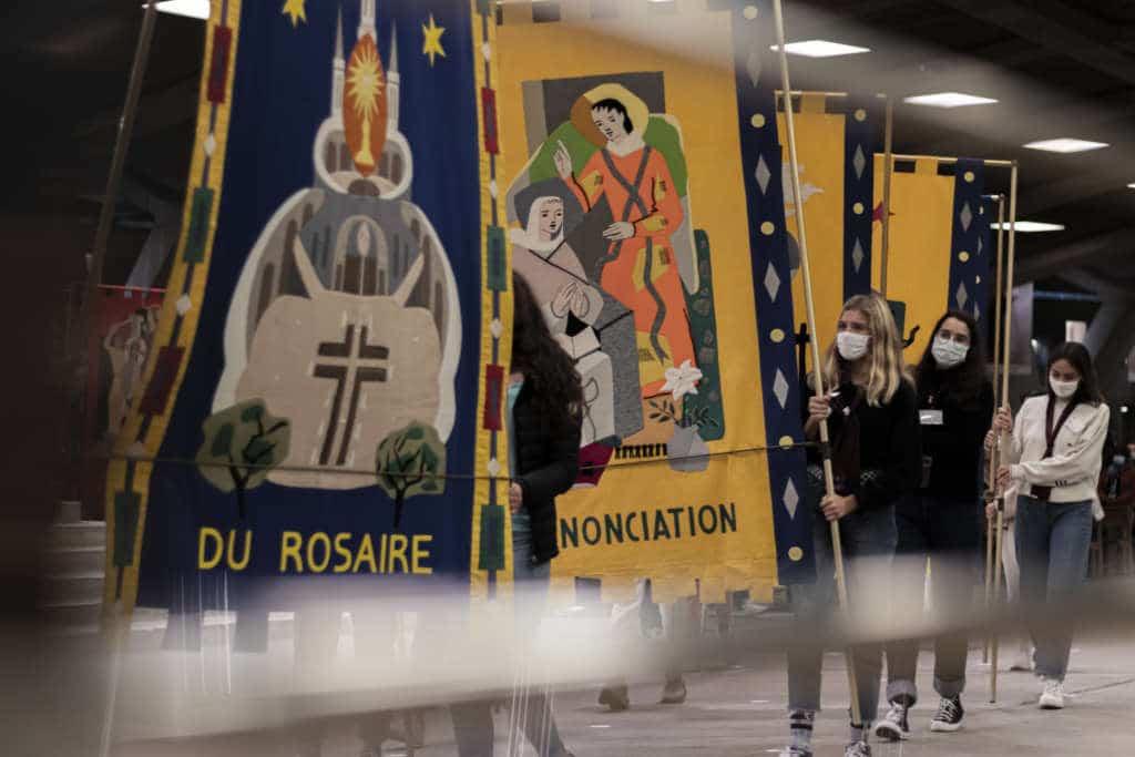 2020 10 09 Pelerinage Rosaire Jeunes 31