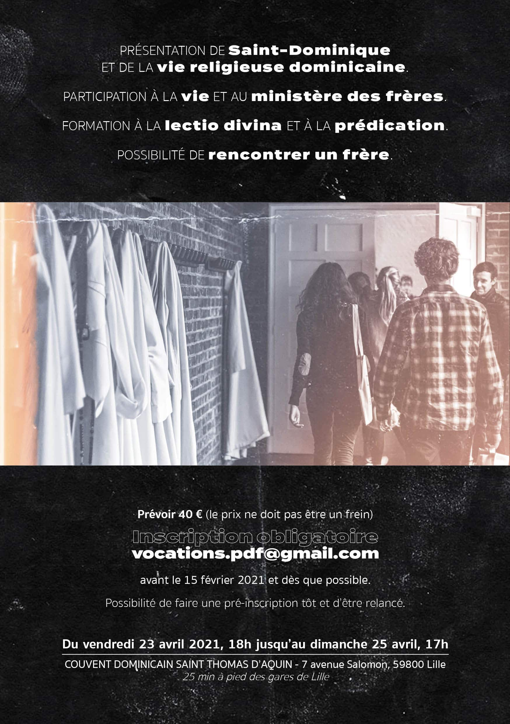 FLYER VOCATION DOMINICAIN 20212