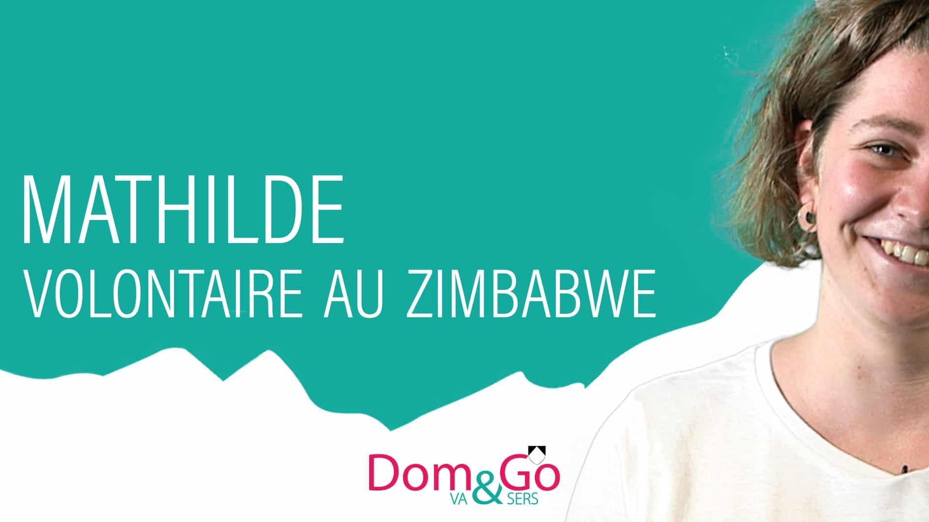 MATHILDE l Zimbabwe vignette DomGo